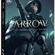 Arrow Season 5 Blu-ray & DVD Box Art & Details Are Here!