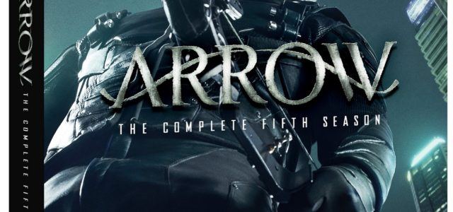 Blu-ray Review: Arrow: The Complete Fifth Season