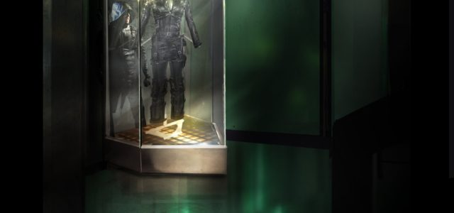 Guggenheim Shares Arrow Season 6 Production Art
