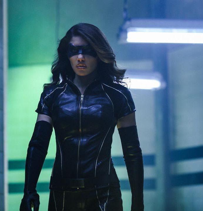 Is This Juliana Harkavy's Black Canary Costume?