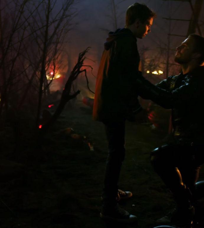 "Arrow Season 6 Premiere Description: ""Fallout"""
