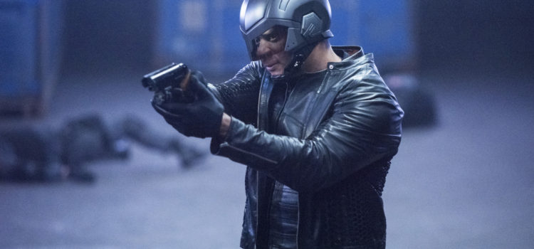 "Arrow ""Spartan"" Description: Ernie Hudson Guest Stars"