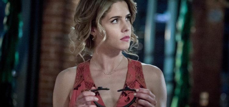 We Might See Smoak Tech In Arrow Season 7