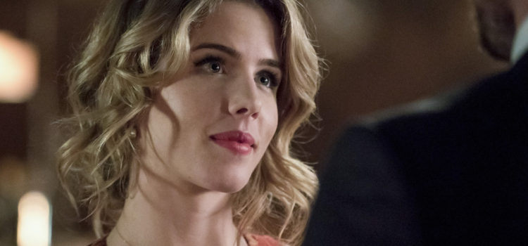 Arrow EPs Address Emily Bett Rickards' Departure
