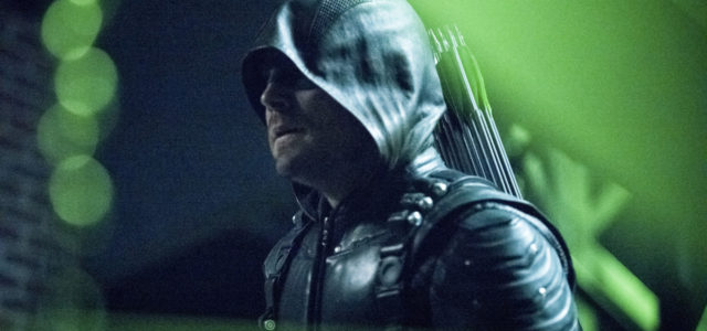 Expect Lots Of Stephen Amell's Oliver In Arrow #6.18
