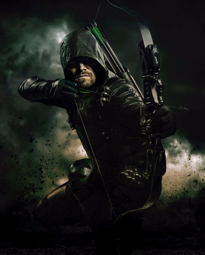 News & Info About The CW TV Series Arrow