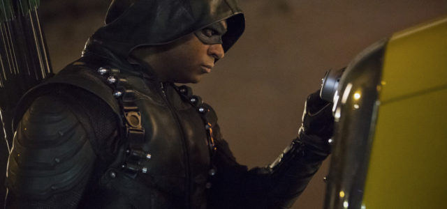 "Arrow ""Next of Kin"" Overnight Ratings Report"