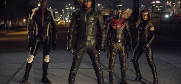Stephen Amell Teases A Rift In Team Arrow
