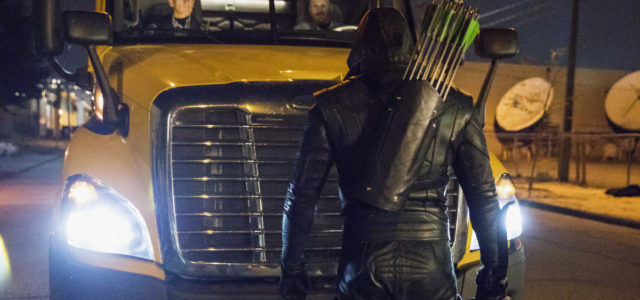 "Advance Review: Arrow ""Next of Kin"""