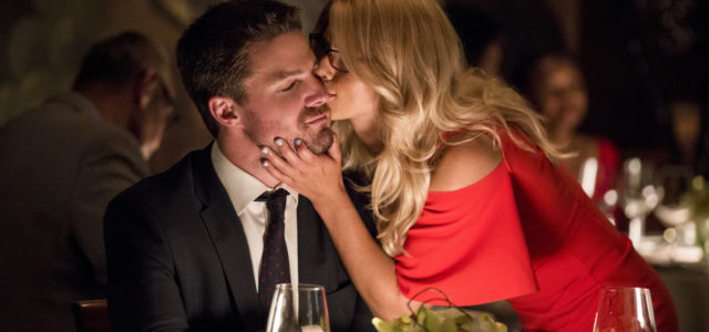 Teen Choice: Olicity Nominated For #ChoiceTVShip