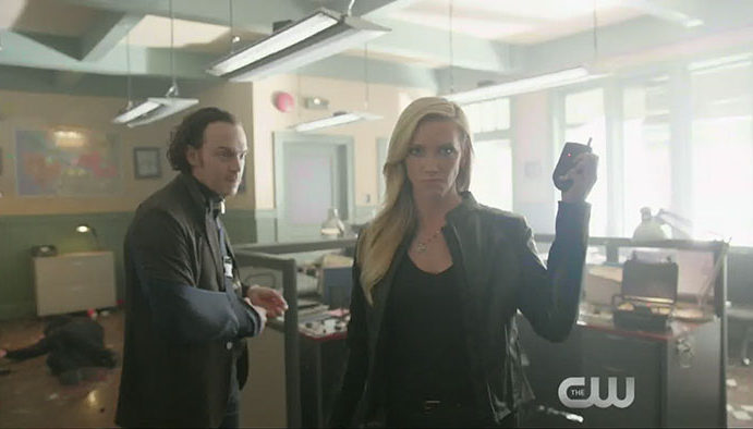 """Arrow """"Fallout"""" Overnight Ratings Report"""