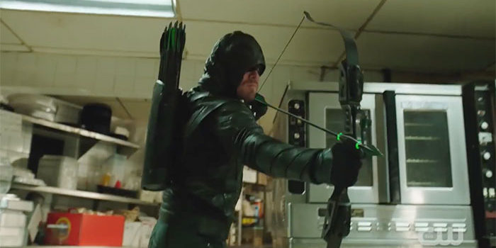 Arrow: Screencaps From The New Season 6 Sizzle Reel