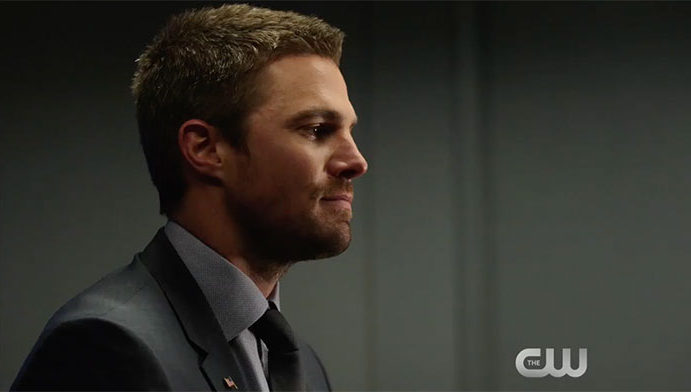 """Arrow: Screencaps From The """"Tribute"""" Preview Trailer"""