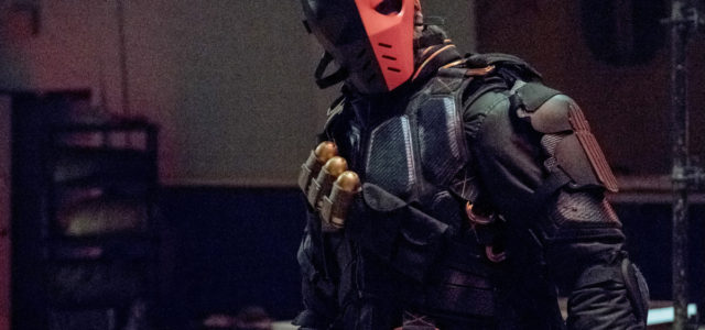 It Seems That Deathstroke Is Off Limits For Arrow Again