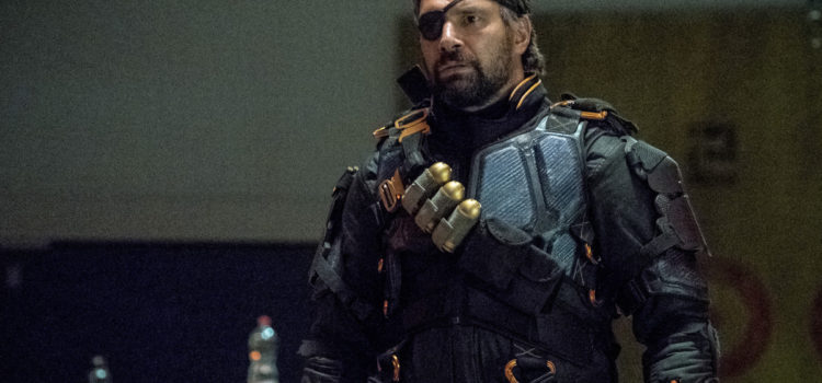 "Arrow #6.5 Photos: ""Deathstroke Returns"""