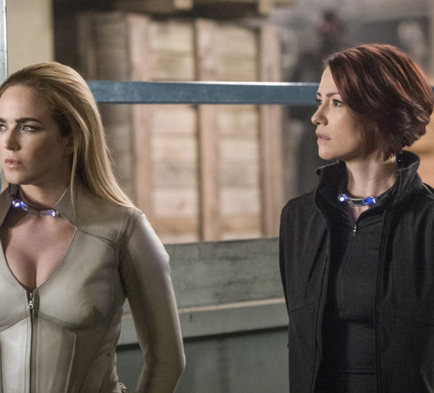 """Arrow Crossover Pics: """"Crisis on Earth-X, Part 2"""""""