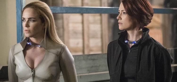 "Arrow Crossover Pics: ""Crisis on Earth-X, Part 2"""