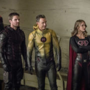 "Arrow ""Crisis on Earth-X"" Overnight Ratings Report"