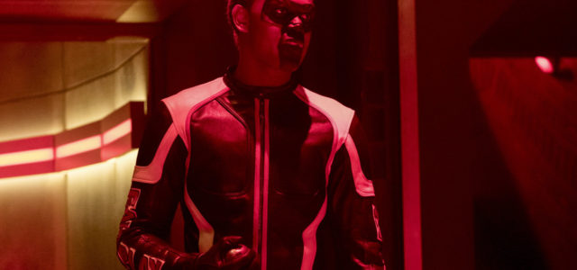 "Echo Kellum Previews ""Crisis on Earth-X"""