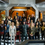 """The CW Releases An Extended """"Crisis on Earth-X"""" Crossover Trailer"""