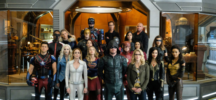 "The CW Releases An Extended ""Crisis on Earth-X"" Crossover Trailer"