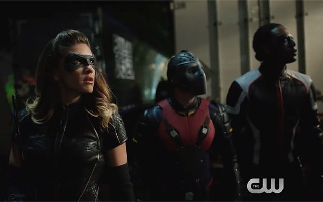 """Arrow: Screencaps From The """"Thanksgiving"""" Promo Trailer"""