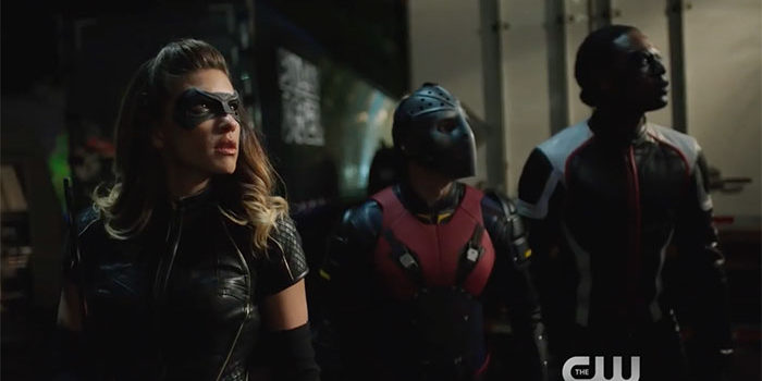 "Arrow: Screencaps From The ""Thanksgiving"" Promo Trailer"
