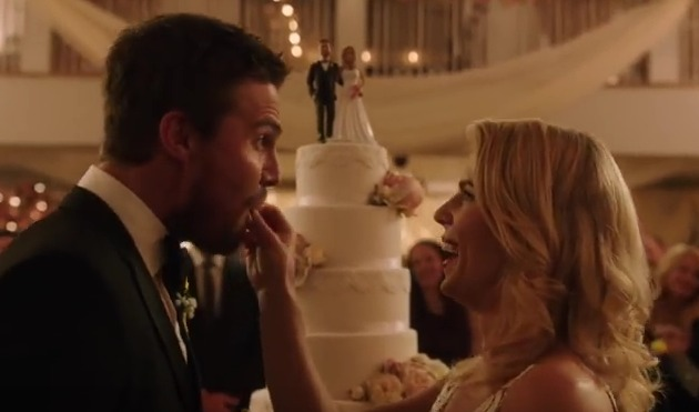 """Arrow """"Inside: Irreconcilable Differences"""" & Preview Clip"""