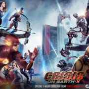 """Awesome New """"Crisis on Earth-X"""" Poster Art!"""