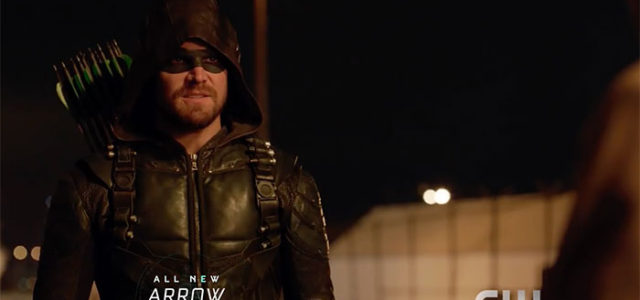 "Arrow: Screencaps From The ""Divided"" Preview Trailer"