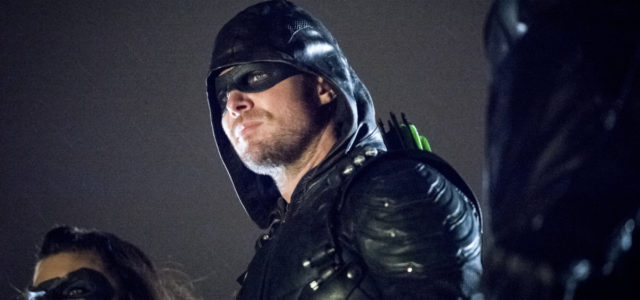 "Arrow ""We Fall"" Official Preview Images"