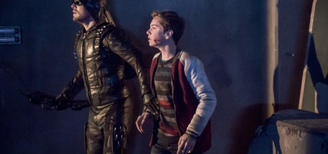 "Arrow Overnight Ratings Fall For ""We Fall"""