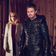 "Arrow ""Collision Course"" Overnight Ratings Report"