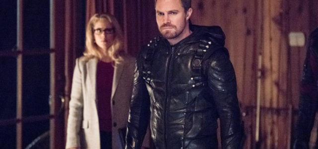 "Arrow ""Collision Course"" Description & Trailer"