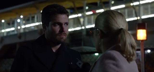 "Arrow ""Divided"" Preview Clip"