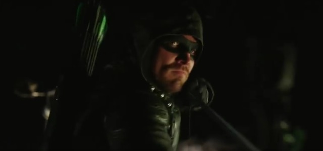 New Arrow Promo Shows It's Not Easy Being Green