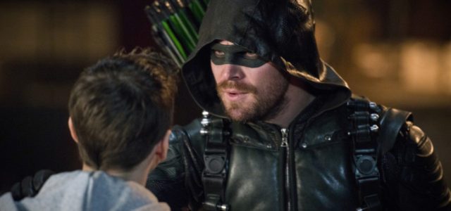 "Arrow ""The Devil's Greatest Trick"" Preview Images"