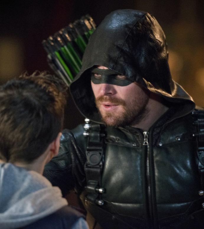"Arrow #6.18 Description: ""Fundamentals"""