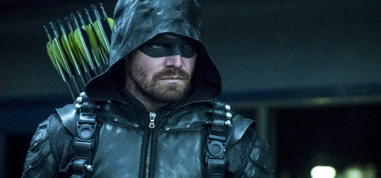 "Arrow ""The Thanatos Guild"" Official Preview Images"