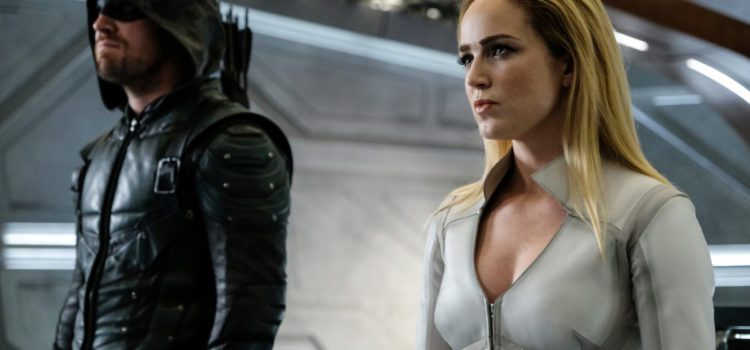 Caity Lotz Is Returning For The Arrow Season 6 Finale