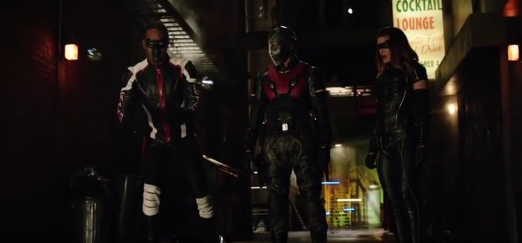 "Arrow ""Collision Course"" Preview Clip"