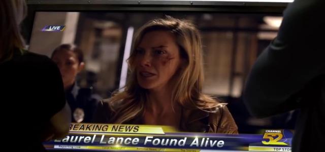 "Another Arrow ""Doppelganger"" Clip: Laurel Lance Found Alive"