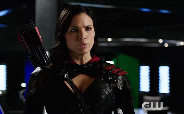 """Arrow: Screencaps From """"The Thanatos Guild"""" Trailer"""