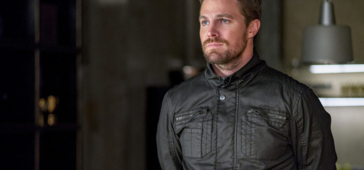 "Arrow ""Shifting Allegiances"" Official Preview Images"