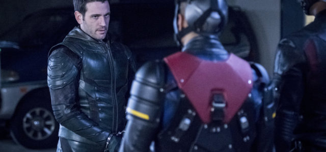 "Arrow ""Docket No. 11-19-41-73"" Photos: Welcome Back, Colin Donnell!"
