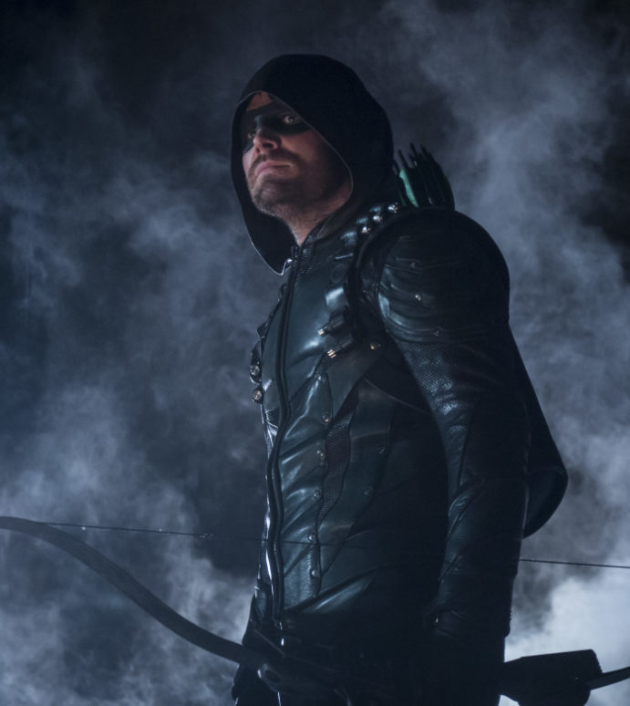 "Arrow ""Life Sentence"" Overnight Ratings Report"