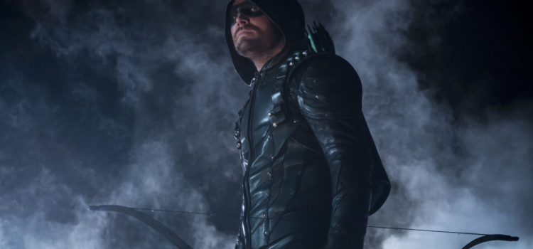 "Arrow Season Finale Photos: ""Life Sentence"""
