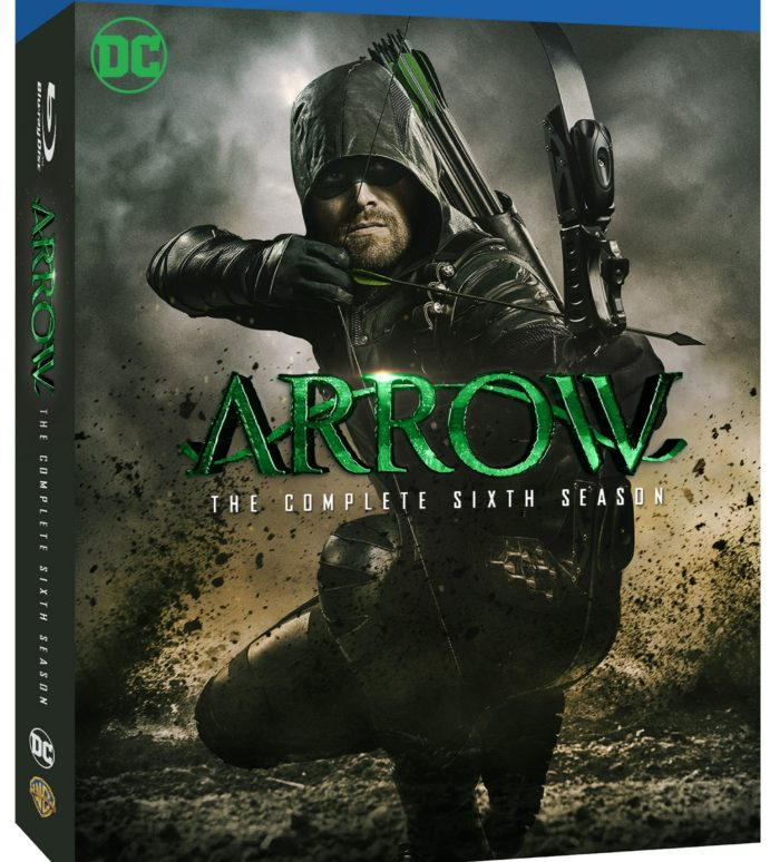 Blu-ray Review: Arrow: The Complete Sixth Season