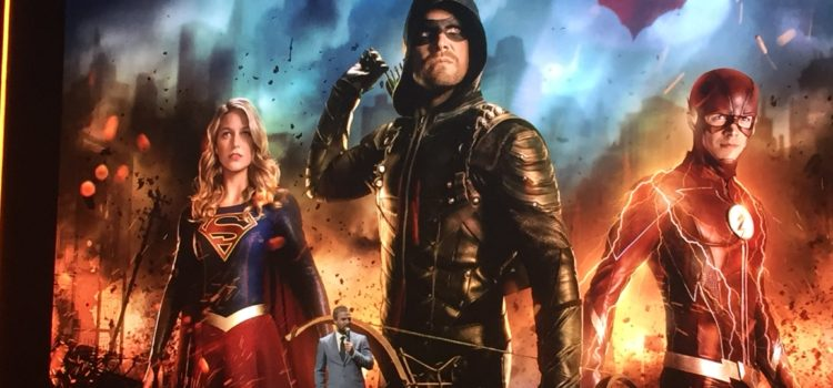 Stephen Amell Welcomes Ruby Rose To The Arrowverse