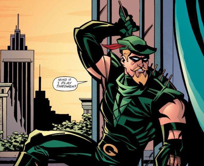 Stephen Amell Promises Green Arrow's Goatee In Season 7